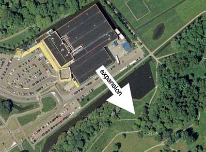 IKEA Delft expansion