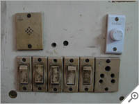 Filthy light switches