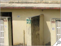 He-She toilets in Jantar Mantar, Jaipur