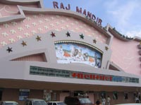 Raj Mandir cinema, Jaipur, India