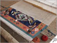 Rajasthan weaver