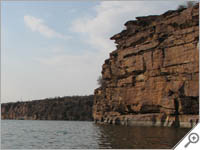 Chambal River cruise, Kota, Rajasthan, India