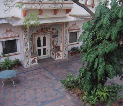 Palkiya Haveli, Kota, Rajasthan, India
