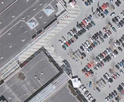 Walmart Germany on Google Map