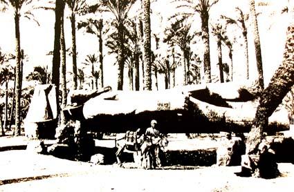 Ramses II near Memphis