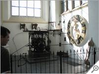 Hooglandse Kerk, Leiden clockworks