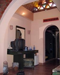 Room 239 at Amar Sina Hotel