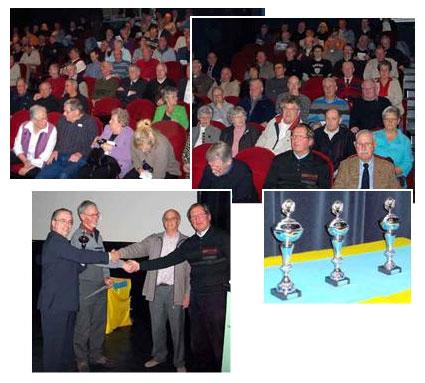 Photos of TAS film festival in Tilburg, the Netherlands