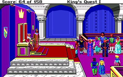 King's Quest 1 screenshot