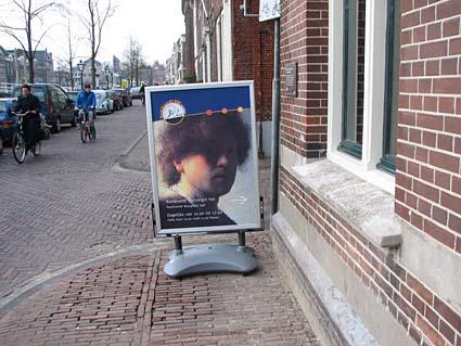 Rembrandt Visitor's Centre, Leiden