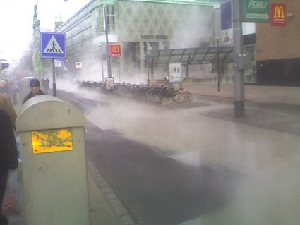 Rotterdam boiling water flood 3