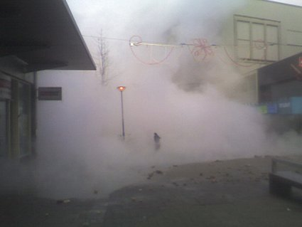 Rotterdam boiling water flood 4