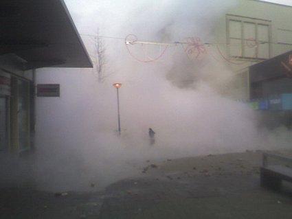 Rotterdam boiling water flood 4