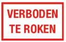 No Smoking (Dutch)